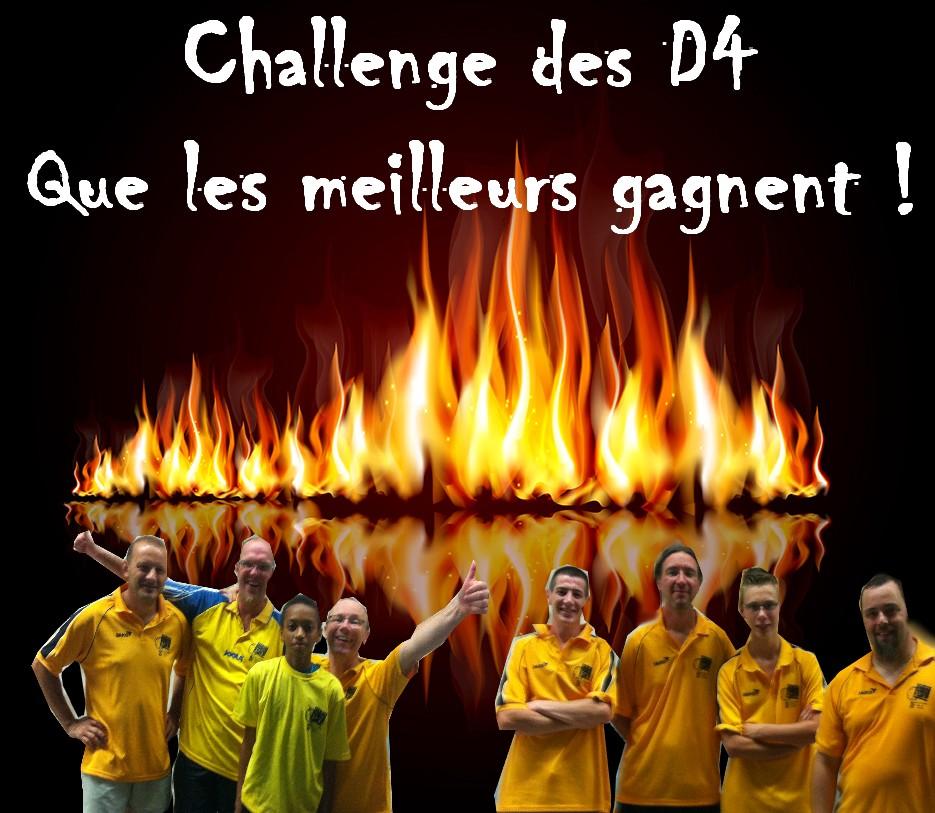 Challenge des D4