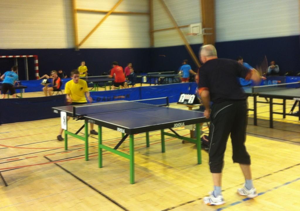 Finale par classement guidel 01 03 2015 tennis de table - Classement mondial tennis de table homme ...